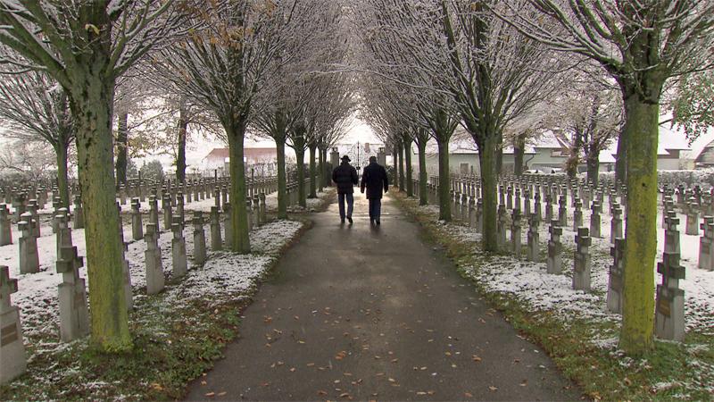 Soldatenfriedhof Kriegsgräber