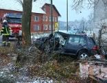 Unfälle bei Schnee