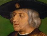 Kaiser Maximilan I gemalt von Albrecht Dürer