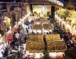Weihnachtsmarkt auf dem Grazer Schloßberg