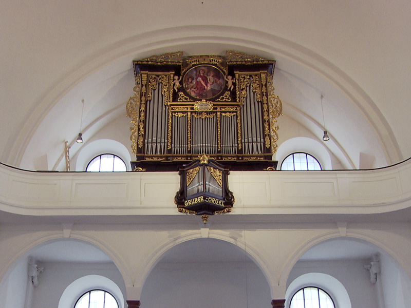 Gruber Orgel in Hallein