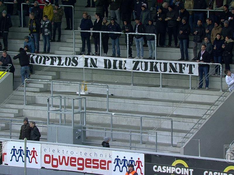 Altach Fans Transparent