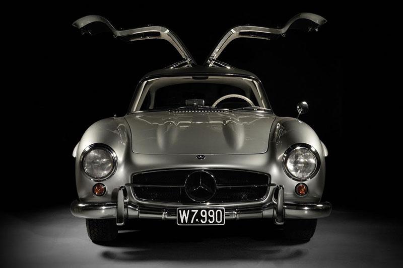 1955 Mercedes-Benz 300 SL, Schätzwert € 900.000 - 1.200.000