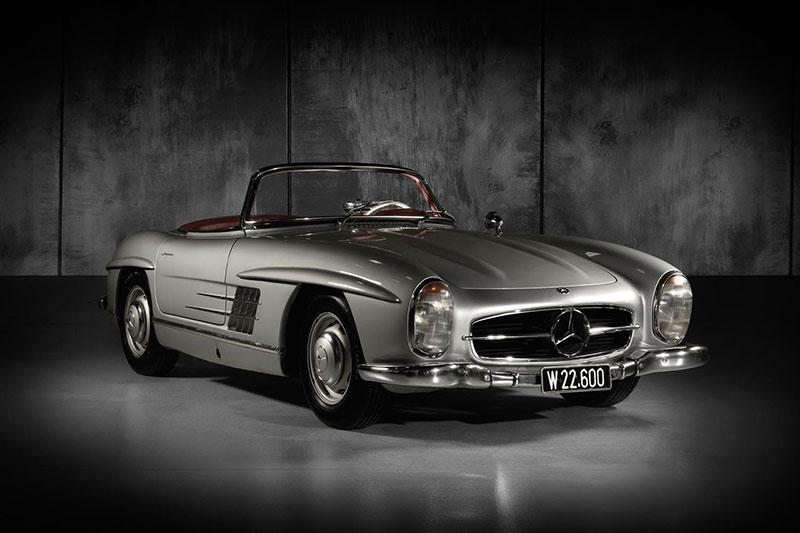 1957 Mercedes-Benz 300 SL Roadster, Schätzwert € 750.000 - 950.000