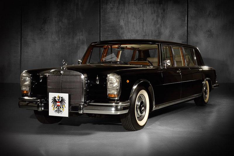 1964 Mercedes-Benz 600 Pullman, Schätzwert € 180.000 - 260.000