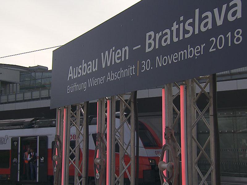 Wien Bratislava ÖBB