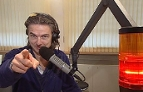 ORF-Landesstudio Kärnten, Mike Diwald, live, Radio, Studio, Mikrofon