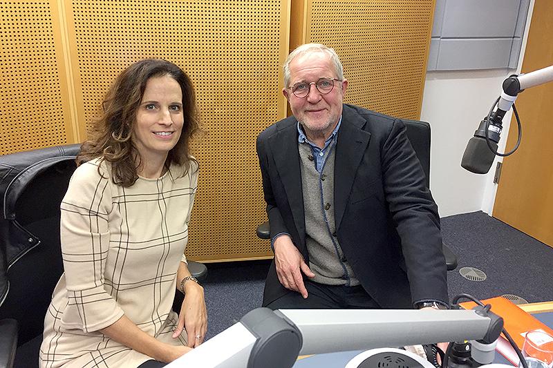 Alice Herzog und Harald Krassnitzer