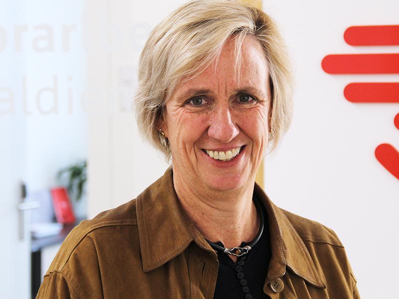Martina Gasser ifs Geschäftsführerin
