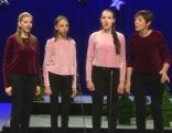 Familie Fröhlich singt