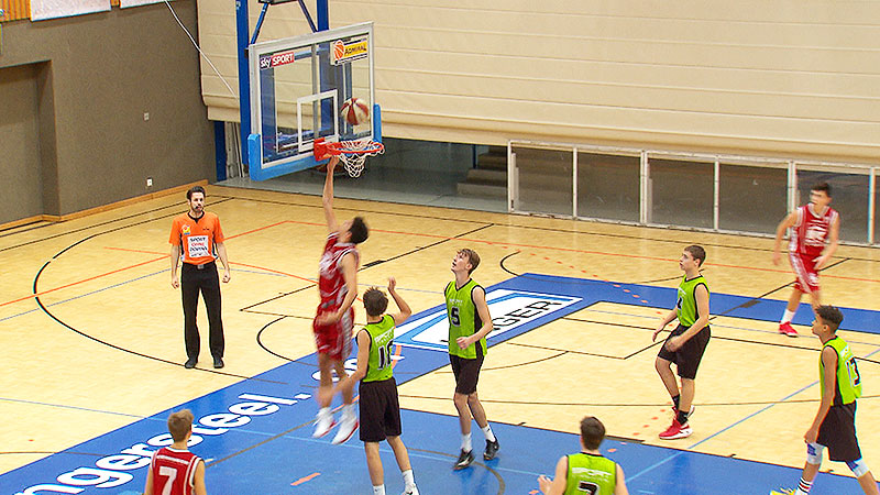 Schulbasketball Meisterschaften