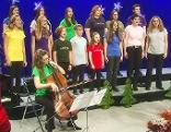 Chor Voices of Youth aus Rechnitz