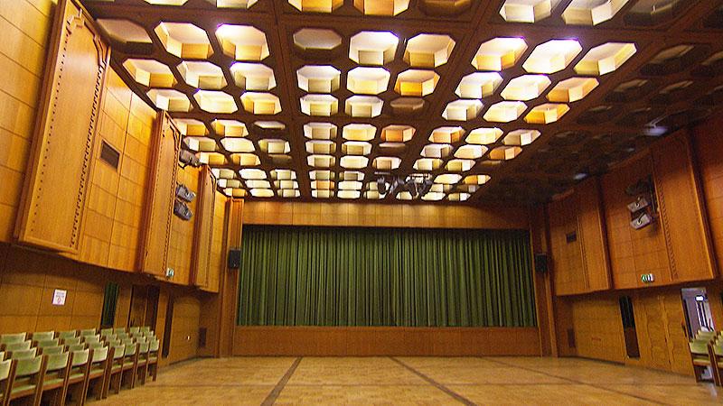 Kulturzentrum Jennersdorf innen und außen