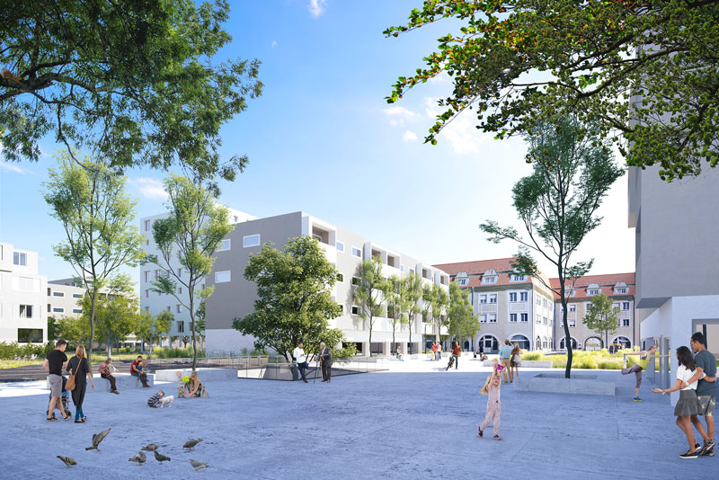 Lösung bei Wohnprojekt Wimhölzl