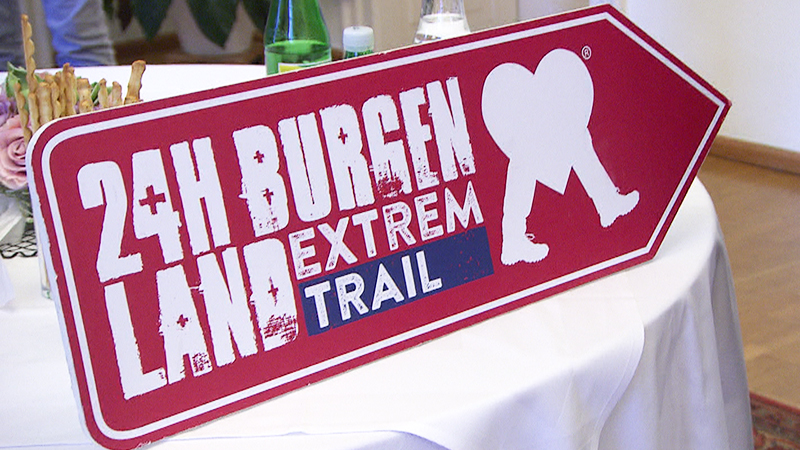 Schild für Extrem-Tour