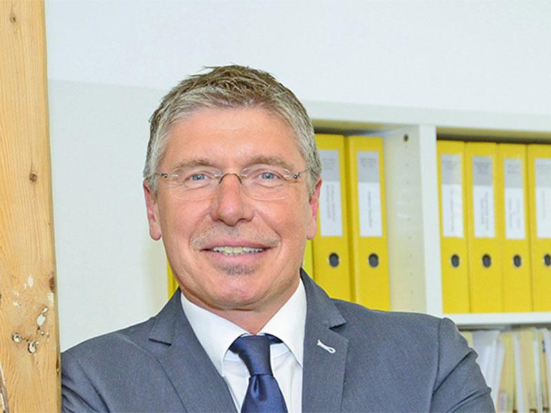 Finanzexperte Arnold Tollinger