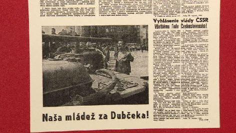 Ladislav Bieliks Fotografien aus 1968 erstmals ausgestellt in Wien