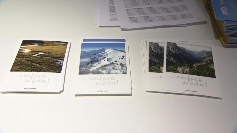AVS Postkarten