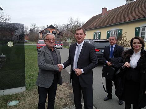 Zasedanje odbor Štajerska Slovenija Cerar