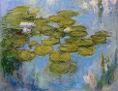 Water Lilies 1916-1919 Claude Monet