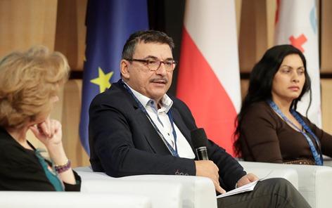 EU Konferenz Antiziganismus