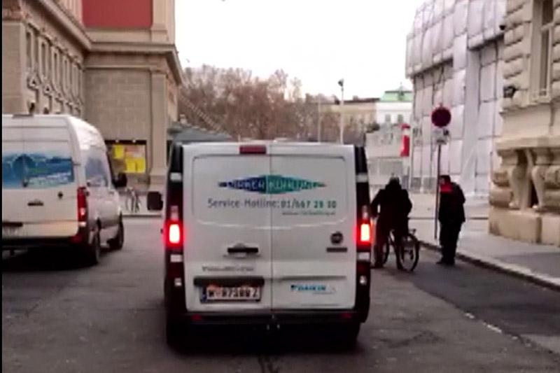 Security Bei Banküberfall Angeschossen Wienorfat