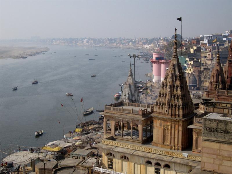 Ganges Indien Fluss