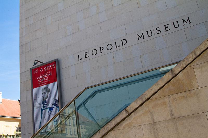 Leopoldmuseum im MuseumsQuartier