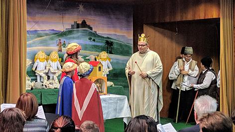pásztorjátékok felsőőr, 50 éves, pásztorok, dowas, gyerekek, karácsony, galambos