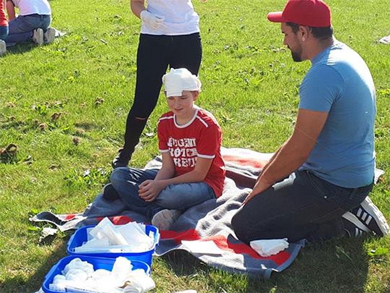 Red Cross Teenies Güssing