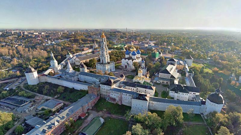 Kloster Sagorsk