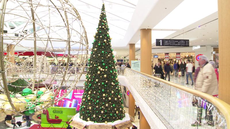 Weihnachtseinkauf SCS