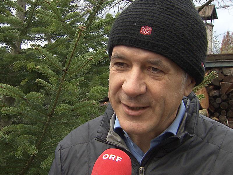 Thomas Ölz, Landwirtschaftskammer Bereich Forst