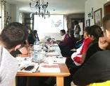 Kurs für künftige Special-Olympics-Trainer