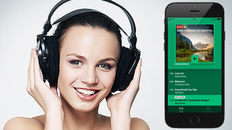 Radio Steiermark - App