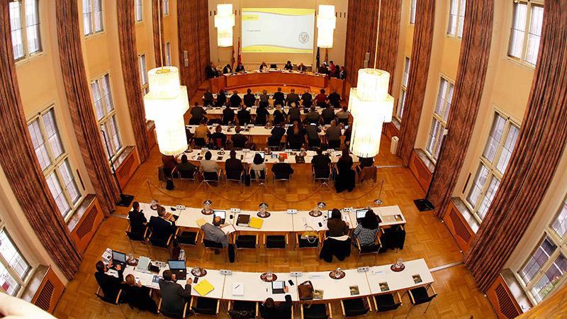 Budget Villach Gemeinderat