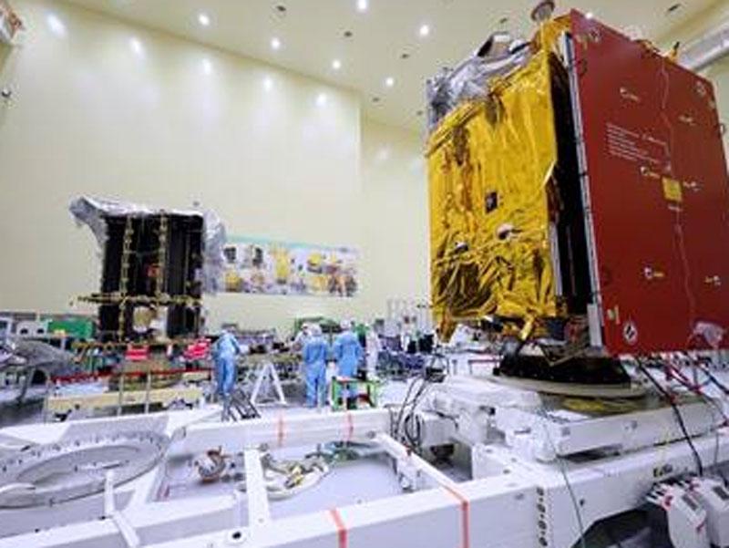 Weltraumsatellit Graz