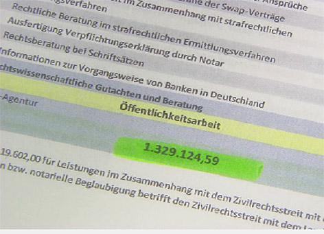Weiter Debatte um Ausgaben im SWAP-Prozess gegen Schaden und Stadtbeamte