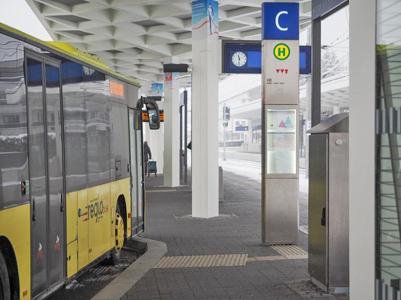 Bahnhof Seefeld