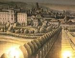 Canalettoblick Bühnenbild Fahndung