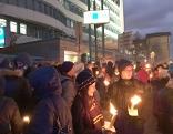 Demo in Linz bei GKK