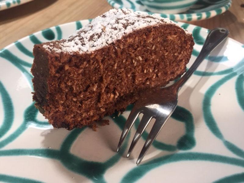 Adventkranz-Kuchen