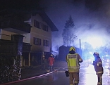 Brand in Groedig Fürstenbrunn