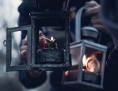 Fotografie z předání Beltémského světla v roce 2017