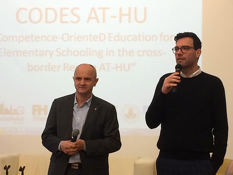 Codes, Grenzüberschreitendes Bildungsprojekt