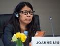 Joanne Liu, Präsidentin von Médecins Sans Frontières / Ärzte ohne Grenzen International