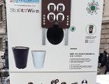 Mehrwegbecher Kaffee Rückgabeautomat
