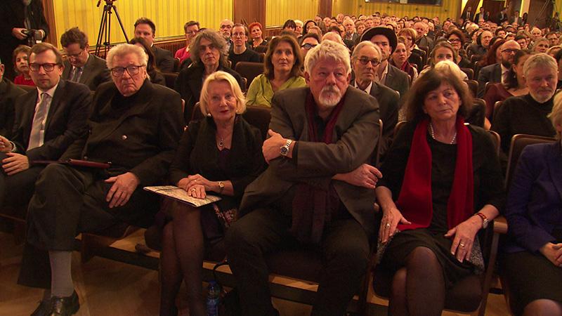 Verleihung Kulturpreise Konzerthaus Publikum