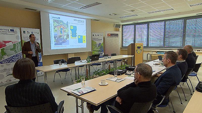 E-Mobilität-Konferenz in Güssing