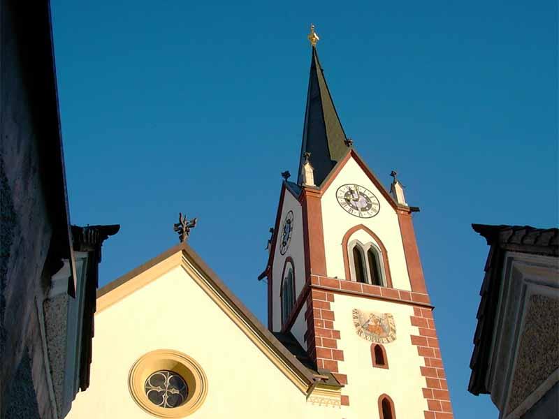 Pfarrkirche Mariapfarr
